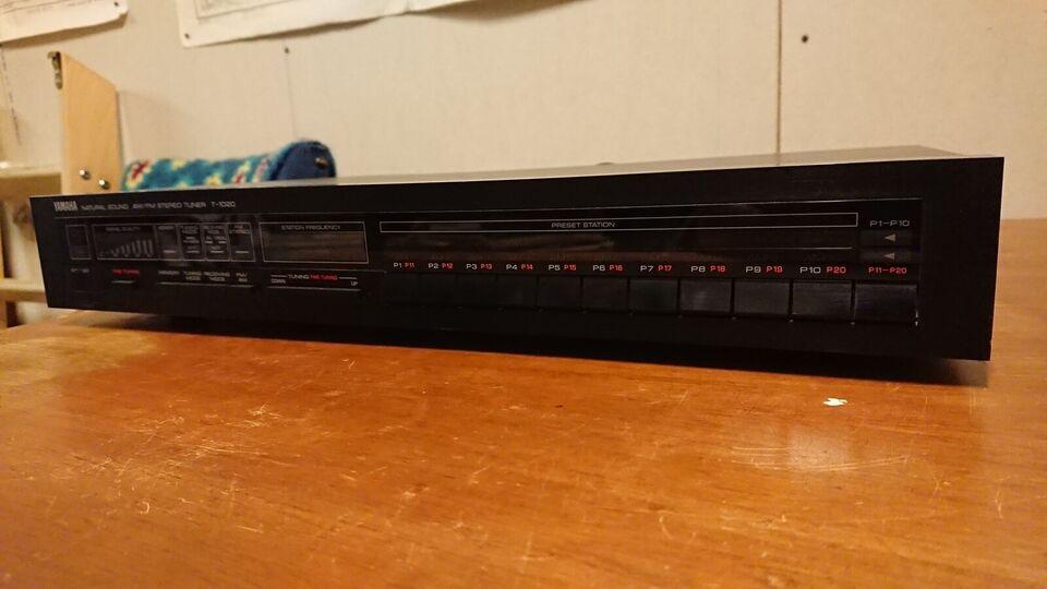 Receiver, Yamaha, T-1020