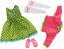 Lottie bambola outfit Flower Power Abbigliamento Setmiglior regalo divertente per bambini-Rigenerante