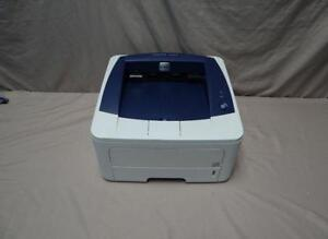 Xerox-Phaser-3250N-Monochrome-Laser-Printer-2560-Pages-printed