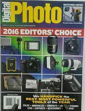 Digital Photo November 2016 2016 Editors Choice FREE SHIPPING
