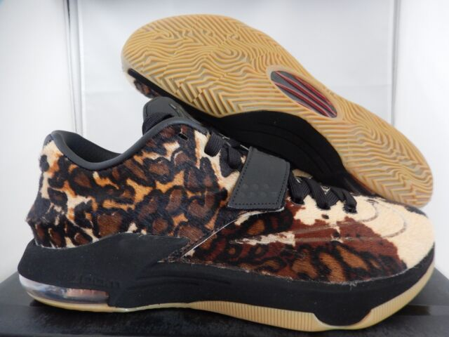 195d0f63bc2b Nike Kevin Durrant KD VII EXT QS Pony Hair Shoes Sz 9.5 for sale ...