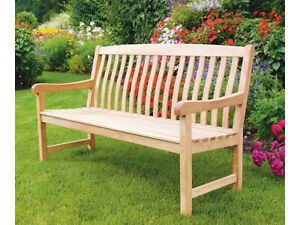 Devon Grade-A Teak 5 Feet Outdoor Garden Patio Luxurious Bench Furniture New