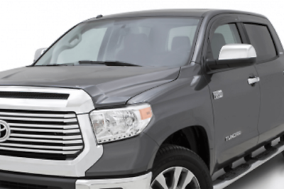 Auto Ventshade 894015-1G3 Magnetic Grey Hood Protector for Tundra Double Cab