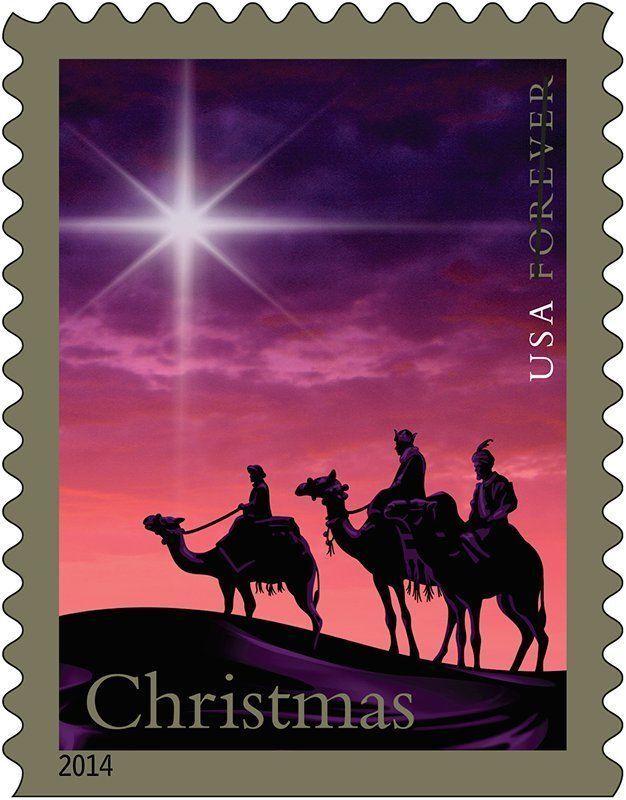 2014 49c Christmas Magi, Wise Men Scott 4945 Mint F/VF