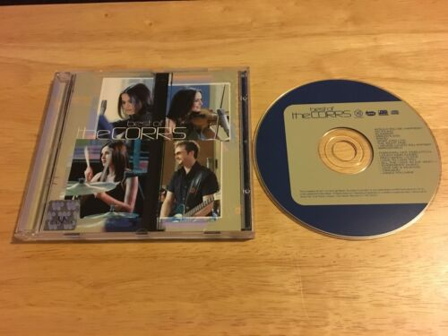 1 of 1 - The Corrs - Best of the Corrs (2002) - CD Album