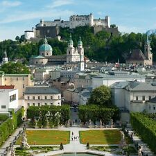 4 Tage Städtereise Hotel Heffterhof 4* Shopping Kultur Kurzreise Salzburg