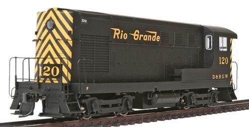 Noël est plein de joie joie joie échelle H0 - Locomotive diesel H10-44 Rio Grande 47794 NEU 98afe7