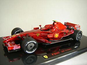 Ferrari F2007 GP China 2007 K.Raikkonen 200 victory N5604 1//43 Hot Wheels Elite