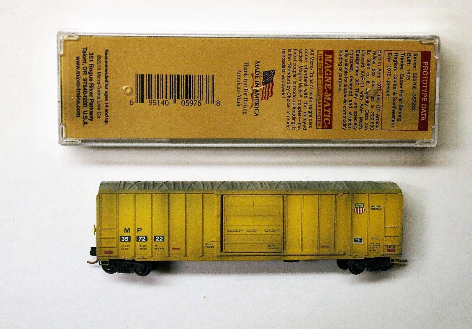 MTL Micro-Trains 25760 MP 357222  FW