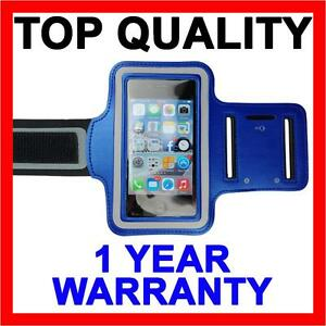BLUE-Armband-Sports-Gym-Running-Exercise-Cover-for-Apple-iPhone-SE-5S-5C-5-4S-4