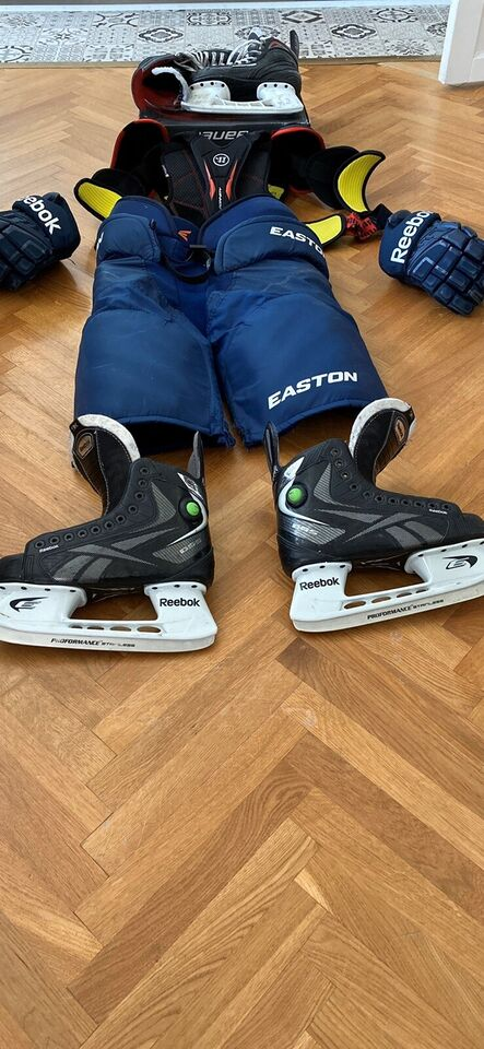 Hockeyudstyr, Bauer, Easton
