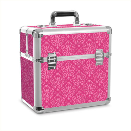 Knitting Case Sewing Accessories And Craft Needle Storage Mamba Case In Pink
