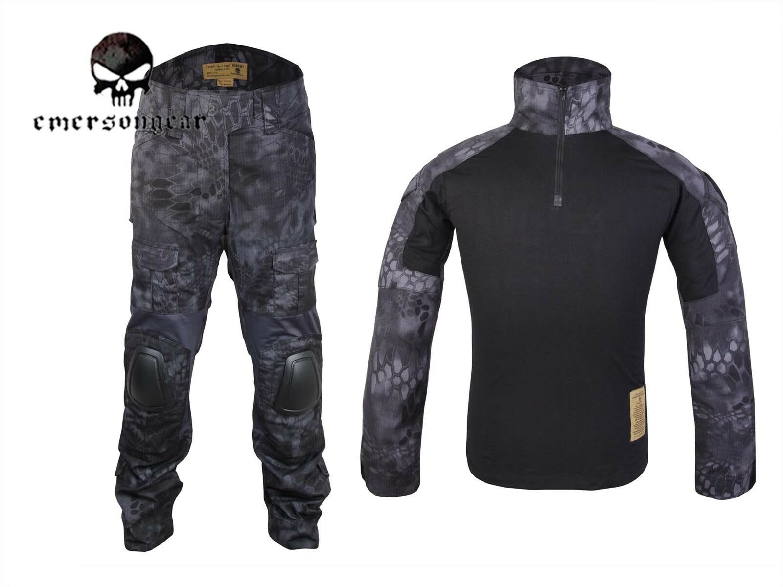 EMERSON Gen2 Cype Style Combat Uniform Tactical Hunting BDU TYP   stadium giveaways