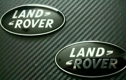 Mud flap badges 4  X Land Rover   Range Rover Sport