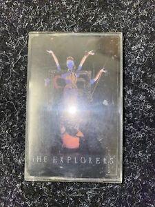 THE EXPLORERS - Cassette Tape - Phil Manzanera Andy McKay ex Roxy Music (1)