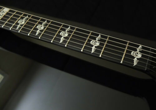 Avenged Sevenfold A7X Skull MOP Fretboard Marker Inlay Decal for BASS and GUITAR