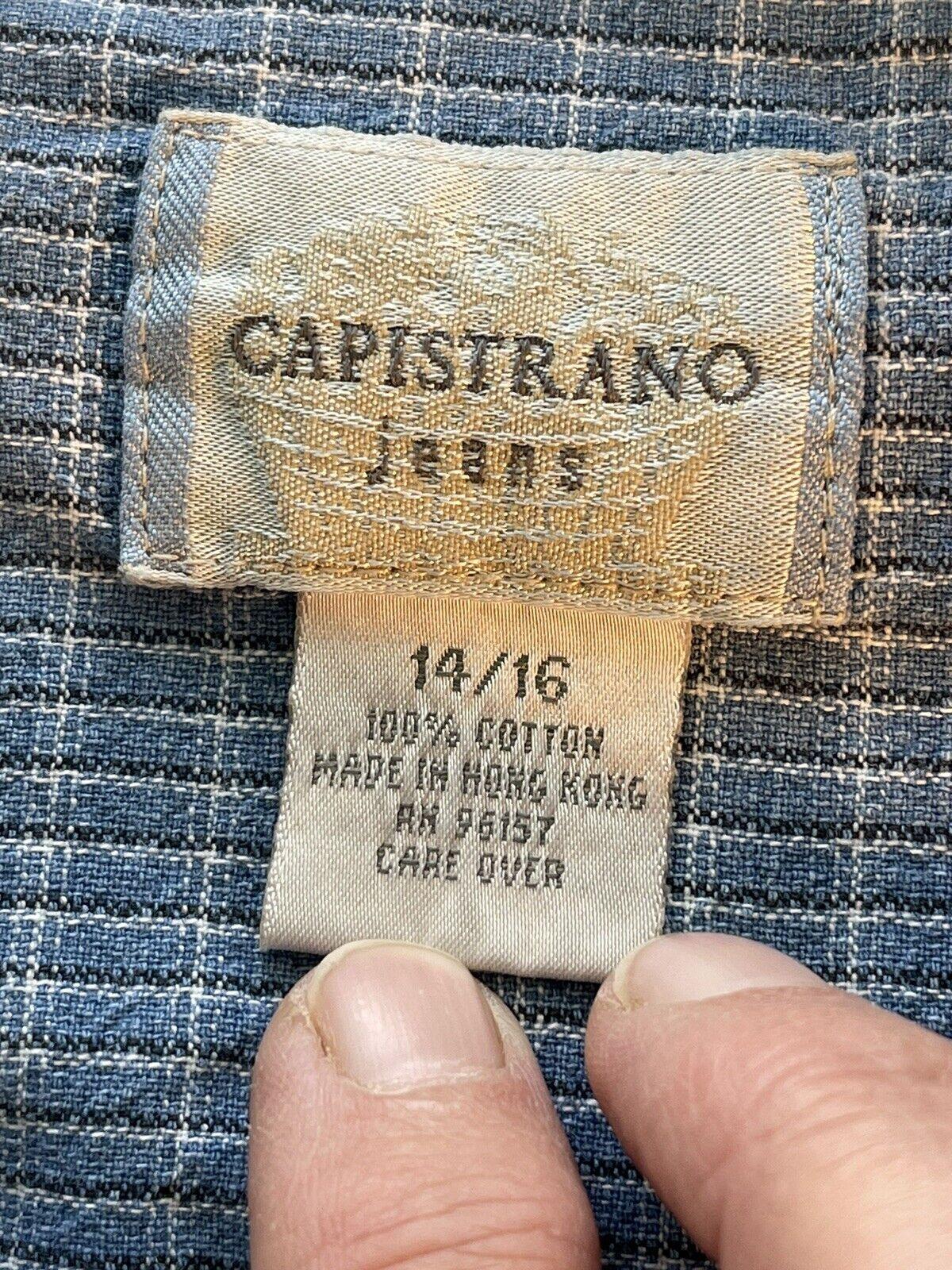 capristrano jeans jacket shirt - image 4