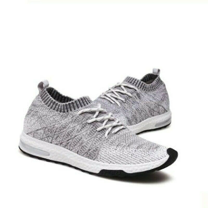Light Breathable Flyknit Running Shoes