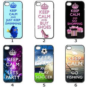 For-Designer-Phone-Hard-Case-Cover-Keep-Calm-Designer-Collection-7