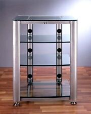 VTI HGR404 Glass AudioPhile Rack, Brand New, Free Ship!