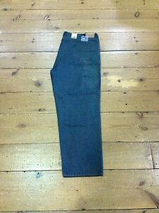 Jeans King Size Workpant Jeans By Fiorenza 52/32