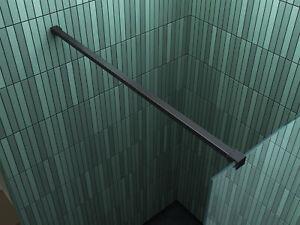 SLIM-DESIGN-Haltestange-Walkin-Duschwand-Duschkabine-Duschabtrennung-schwarz140