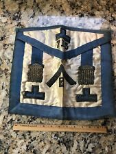 Masonic Regalia Widows Sons Aprons Freemason Apron