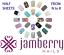 jamberry-half-sheets-N-to-R-buy-3-get-15-off-sale-NEW-STOCK thumbnail 1