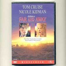 Far and Away (DVD, 1998, Subtitled Spanish)
