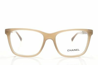 🔷 CHANEL 3302 1416 New Authentic EYEGLASSES FRAME 54-16-140 Italy
