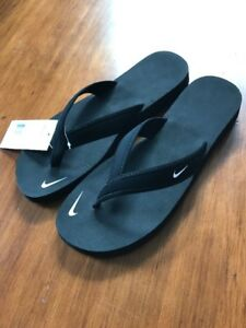 3b9f43d286bd Nike Celso Girl Womens Flip Flops Thong Shoes Size 11 New 314870 011 ...