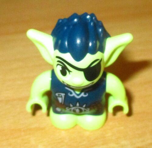 Dukelin Kobold Troll Goblin elf027 Lego Elves Figur