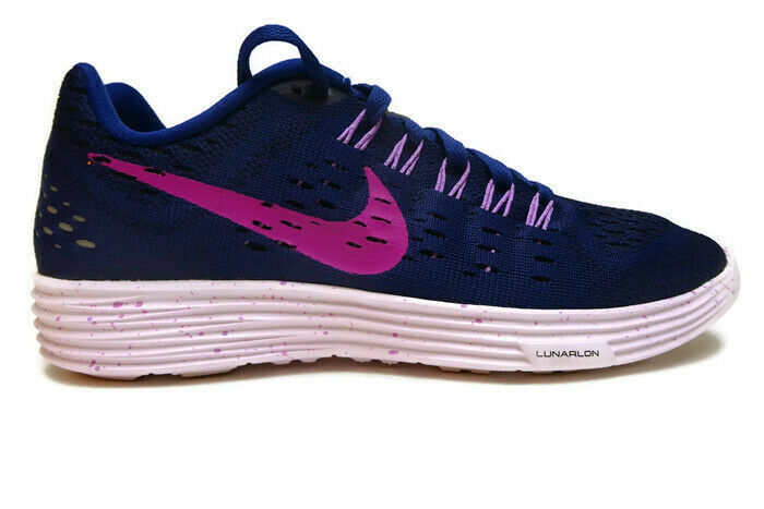 Nike Women's Lunartempo, DEEP ROYAL blueE FUCHSIA FLASH-FUCHSIA GLOW-L 7.5 US