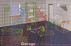 FUJIMI 1;24 SCALE GARAGE ACCESSORY KIT FOR MODEL CAR DIORAMA * UK STOCK * 110318