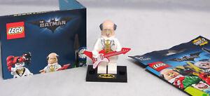 LEGO-71020-minfigur-the-Batman-movie-serie-2-2-discoteca-Alfred-Pennyworth-NUOVO-NEW
