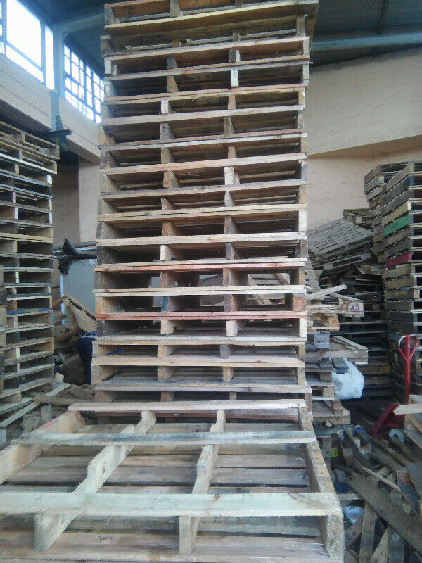 wooden pallets for sale R45 aech | Other | Gumtree ...
