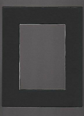 18x24 White Picture Mat with White Core Bevel Cut for 12x18 Pictures