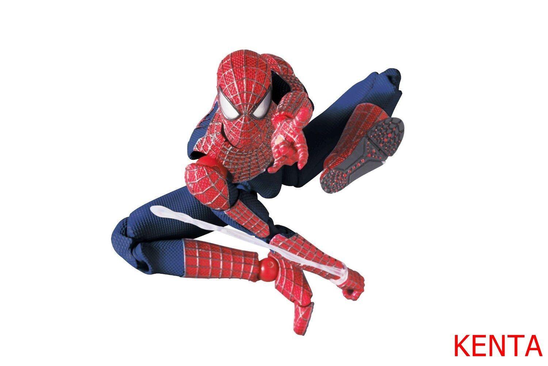 Medicom Toy Mafex Spider-man Figura De Acción (the Amazing spider-man2) de Japón
