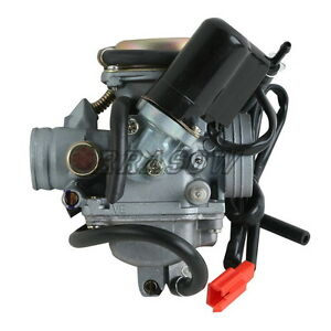 carburetor carb for gy6 125 150cc scooter atv kazuma baja. Black Bedroom Furniture Sets. Home Design Ideas