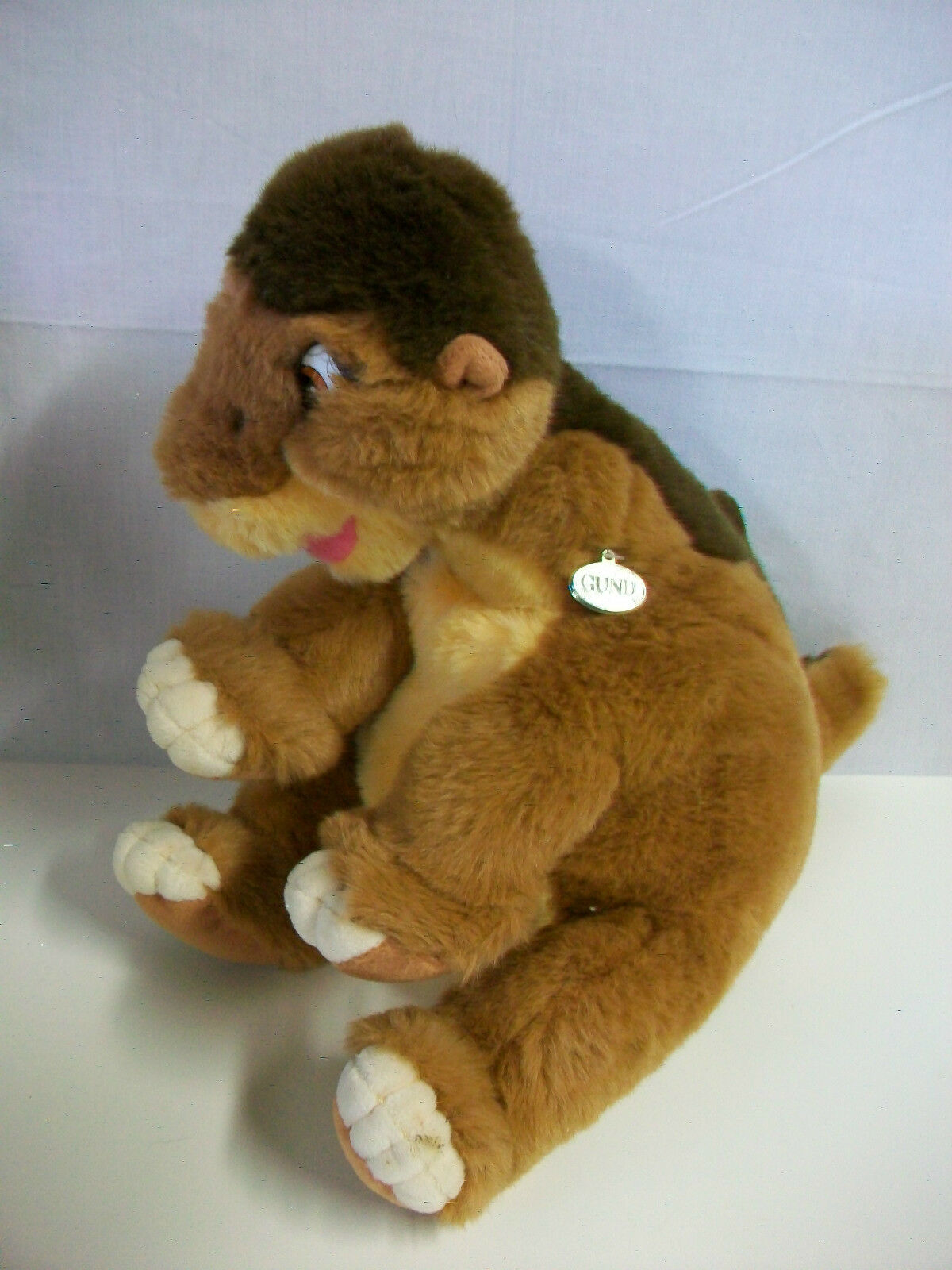 1988 Gund JC Penney Littlefoot Land Before Time Plush Toy 17