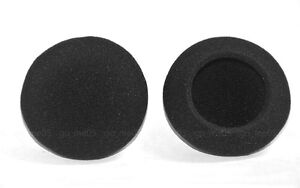 10 pcs 65mm Foam Pads Ear Pad Sponge Earpads Headphone Cover For Headset