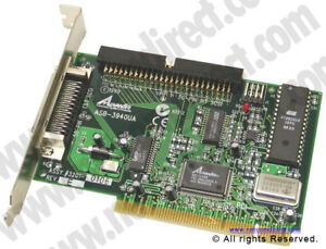 Driver UPDATE: Advansys PCI SCSI Host Adapter
