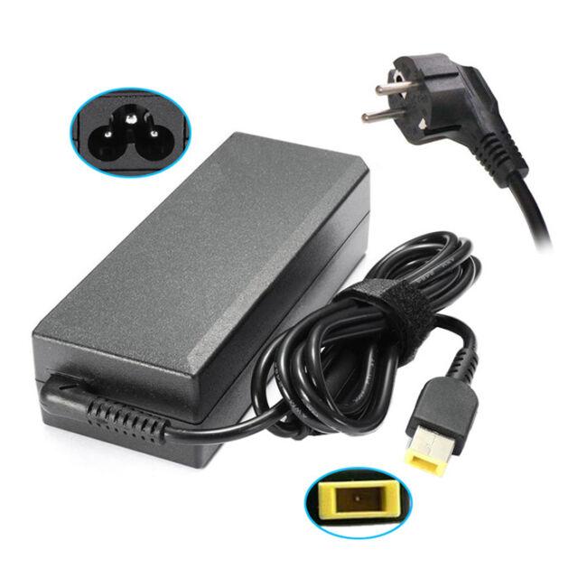 IBM Lenovo Essential G780 Laptop-Netzadapter//Kfz-Ladeger/ät