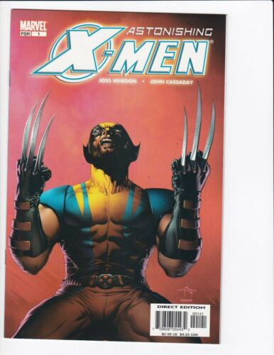 MARVEL COMICS 2004 2 31 34 35 50 51 VARIANT ASTONISHING X-MEN #1-60 HQ SCANS