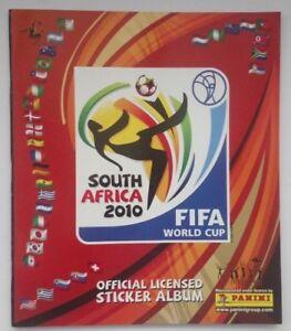 SOUTH-AFRICA-2010-FIFA-WORD-CUP-ALBUM-VUOTO-NUOVO-PERFETTO