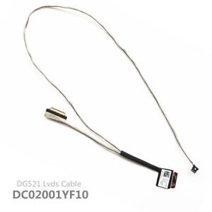 Details about New Lenovo Ideapad 320-15ISK 320-15IAP 320-15ABR Lcd Lvds  Cable DC02001YF10
