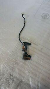 SAMSUNG R522-NPR522H  SCHEDA PULSANTE DI ACCENSIONE 2 USB CON CONNETTORE