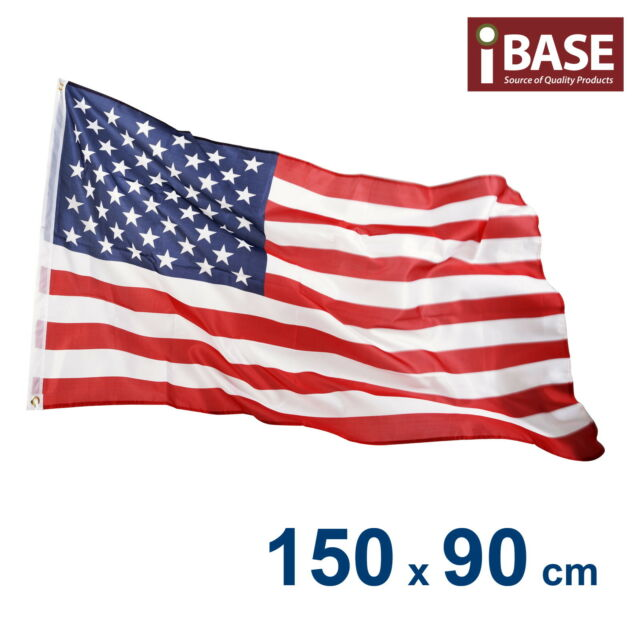 US USA United States America Flag National Outdoor American Stars and Stripes