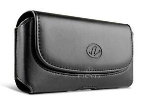 For-iPhone-11-Premium-Leather-Belt-Clip-Loops-Holster-Carrying-Pouch-Case-Cover