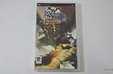 MONSTER Hunter-Freedom-Sony PSP GIOCO-PAL-Cib